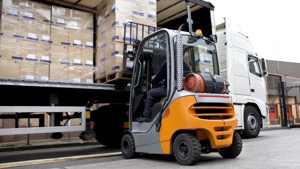 How Forklifts Help To Save Money While at Work